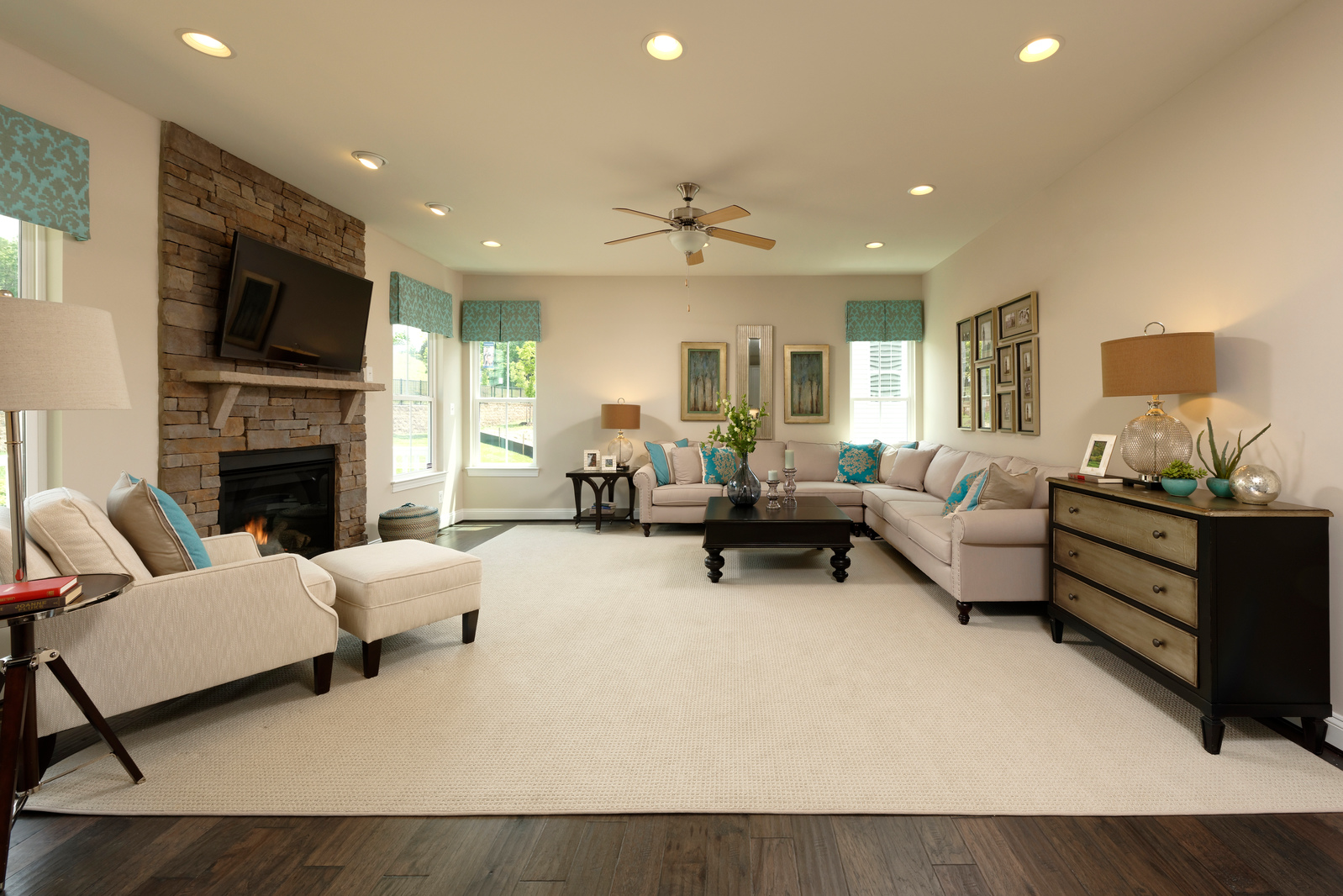 New foxchapel home model for sale at potomac shores single for Virtual garage designer
