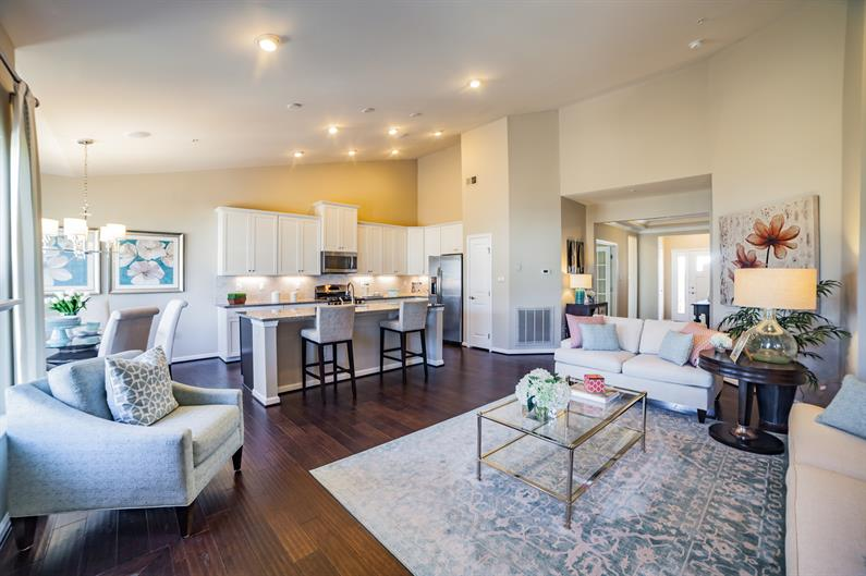 OPEN FLOORPLANS MAKE YOU THE HOST WITH THE MOST