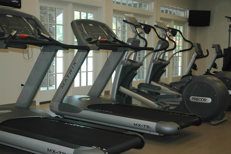 FITNESS IS NEARBY AT OBERLIN COLLEGE REC CENTER AND SPLASH ZONE