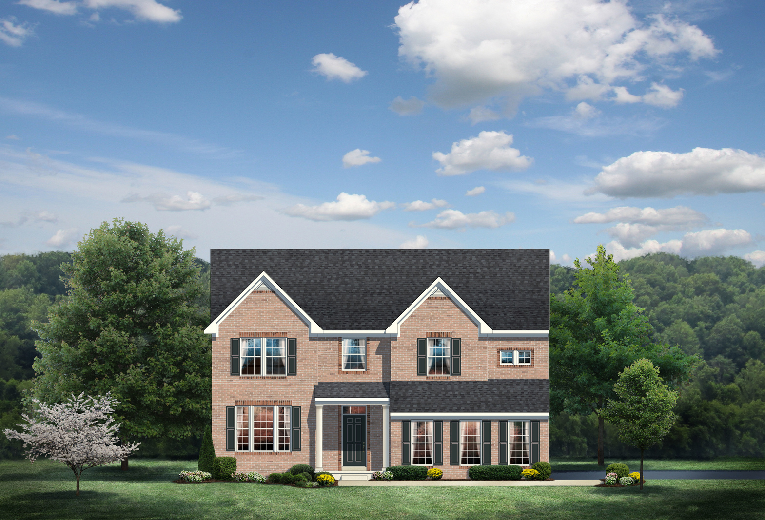 New dunkirk home model for sale heartland homes for Heartland homes pittsburgh floor plans