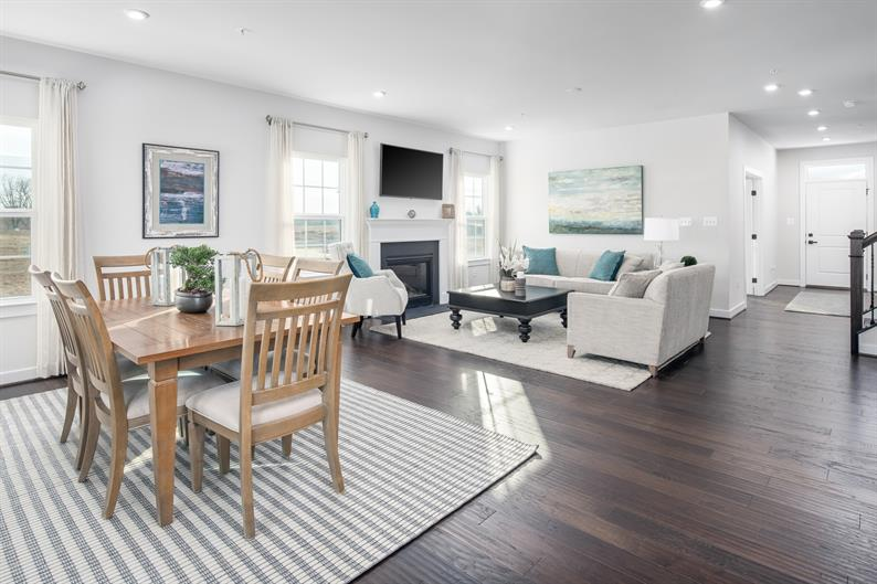 Open Concept Floorplans at Whitmore Place