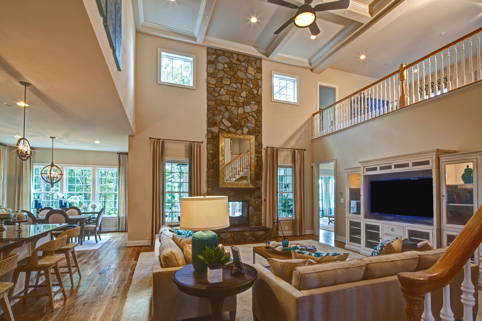 New Cavanaugh Home Model At The Woods At Arnell Creek