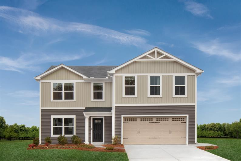 Own a new home where everyday conveniences & downtown Anderson are within 2 miles. From $200s-$250s.