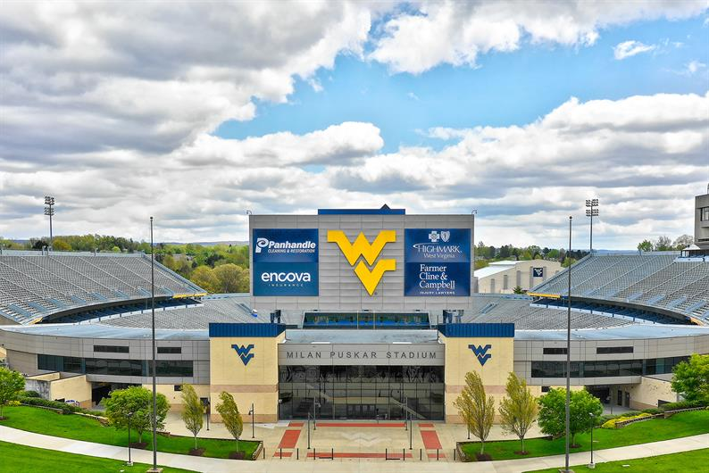 Go Mountaineers - Convenient Morgantown Location
