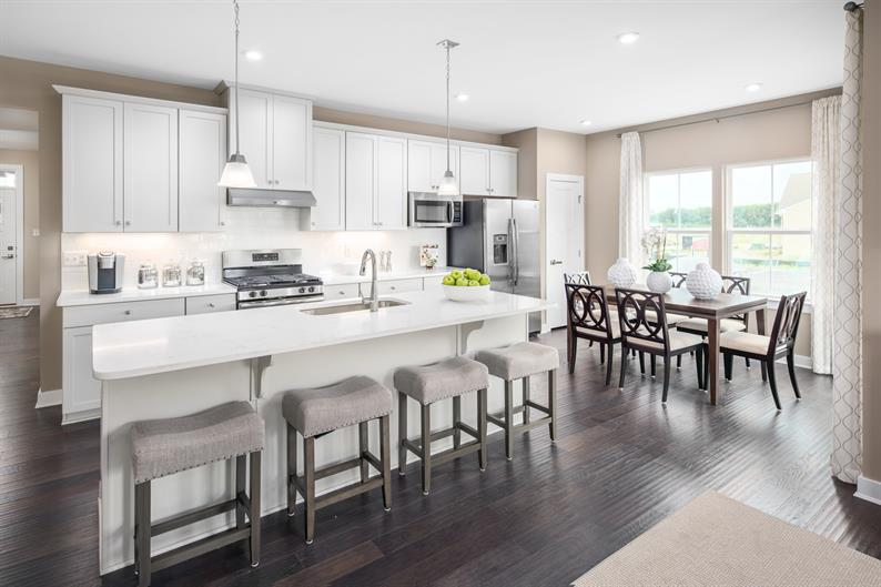 Entertain Friends & neighbors in your Luxury Kitchen