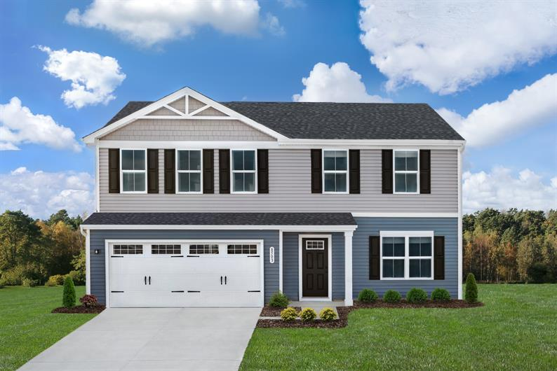 New Homes in Christiana - From Mid $200s