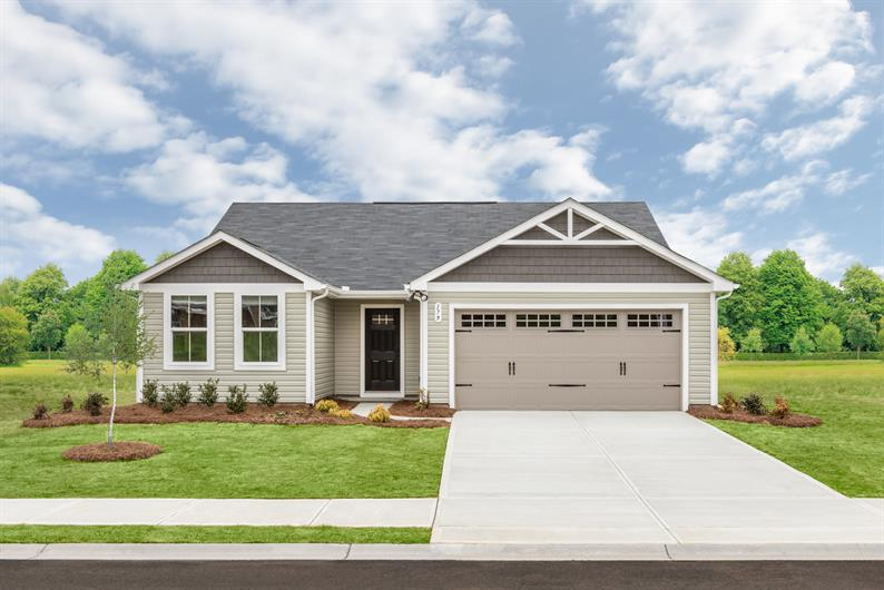 Drive into Ridgewview and pick the homesite of your choice today!