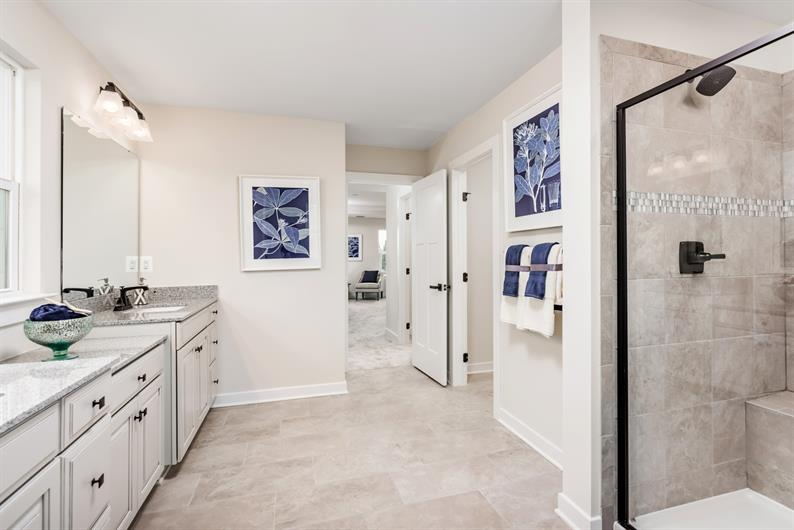 Huge En-Suite Bathrooms