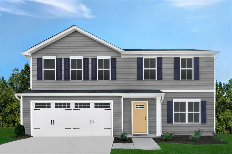 Summerfield: NEW HOMES COMING SOON TO BOURBONNAIS