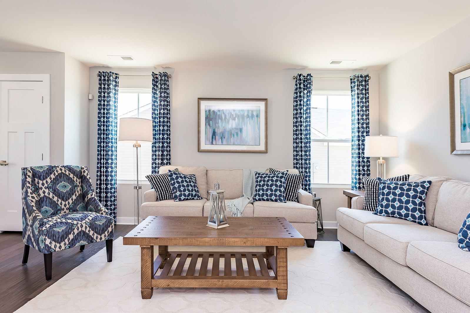 Dominica at Spring Valley Farms - One Level Living