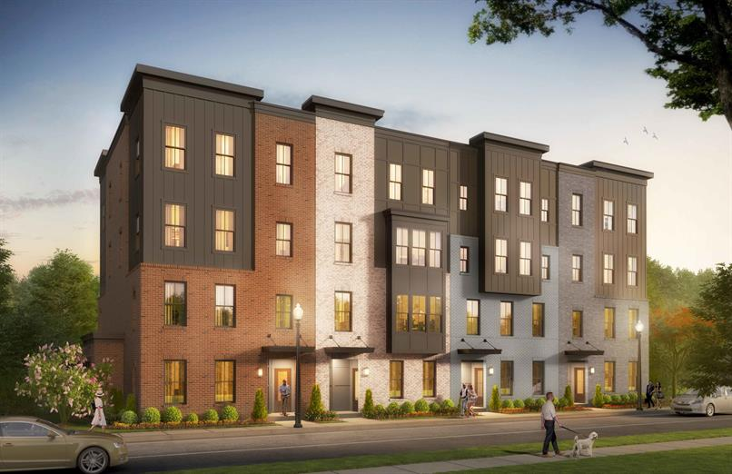 WELCOME HOME TO WALKABLE LIVING NEAR RESTON