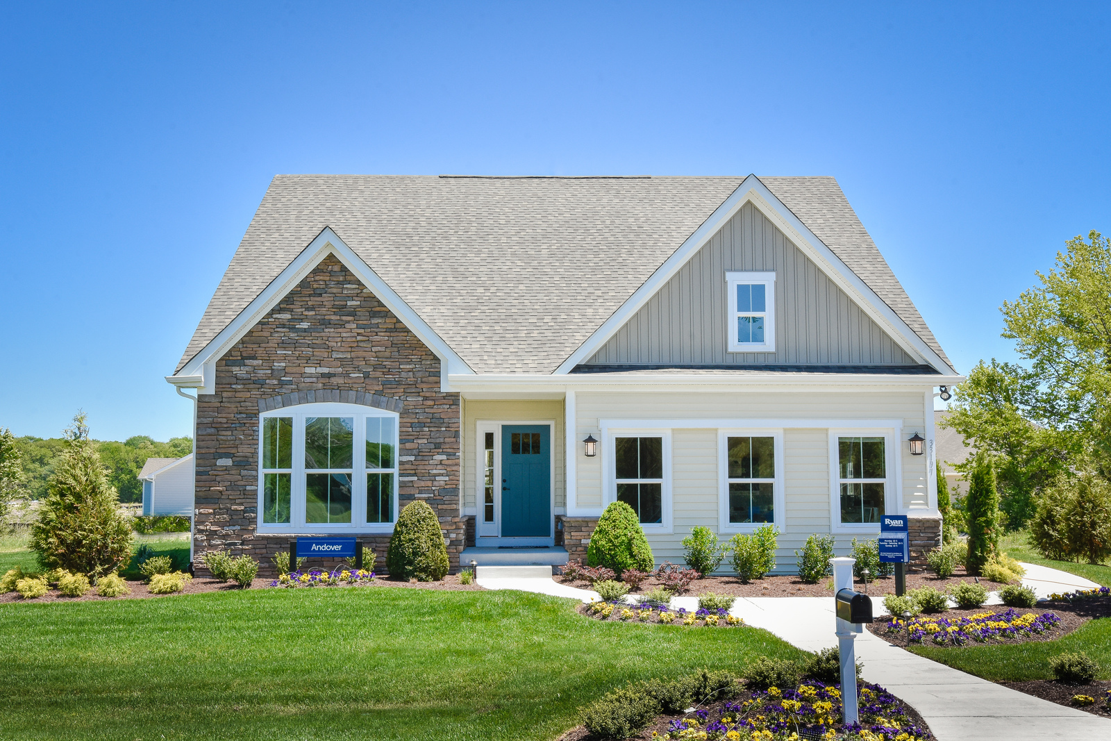 Andover at Creekside Village Single Family