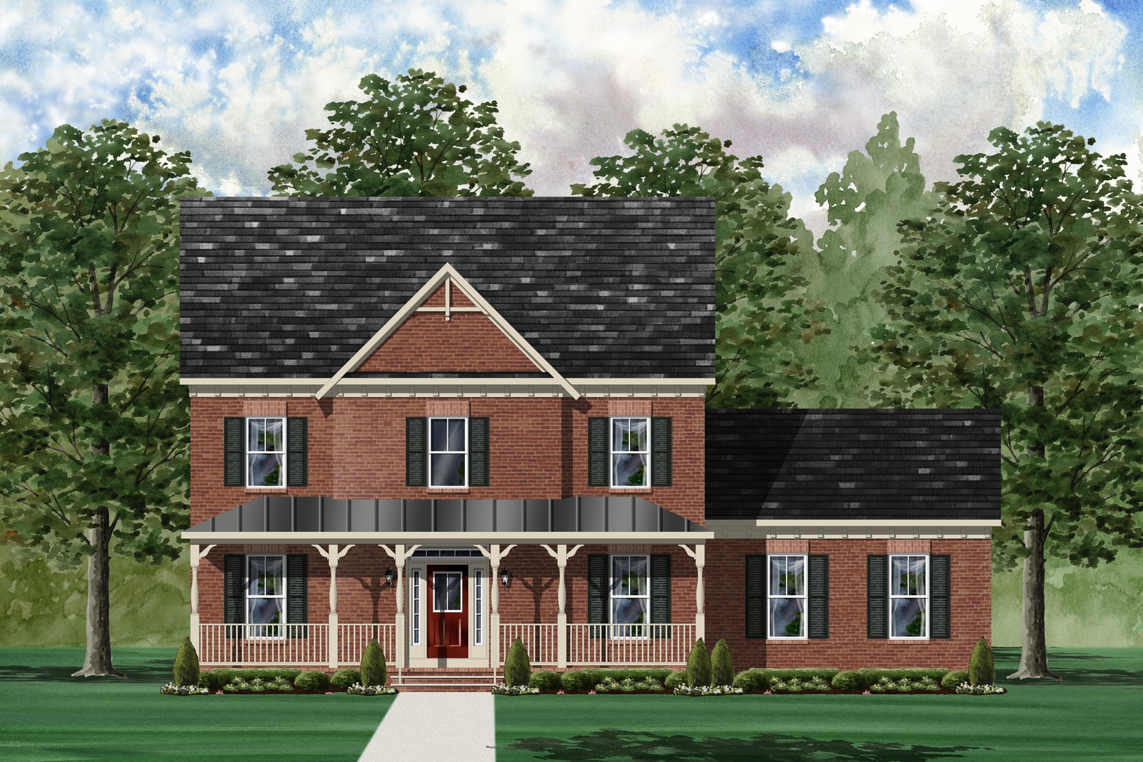 New Abingshire Home Model For Sale Heartland Homes