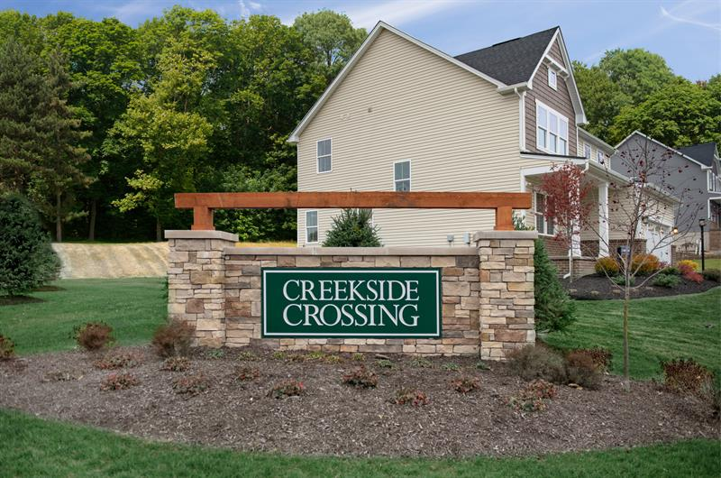 Welcome Home to Creekside Crossing