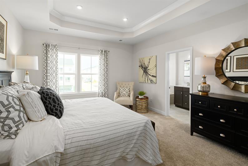 Relax & Unwind in a Spacious Owner's Suite