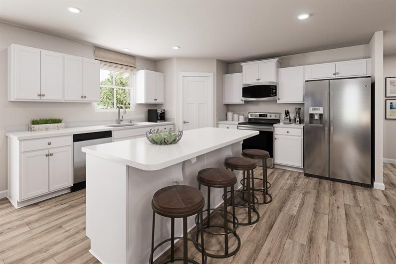 The Gourmet Kitchen Of Your Dreams