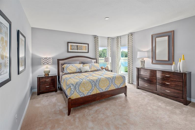 A Spacious Owner's Suite