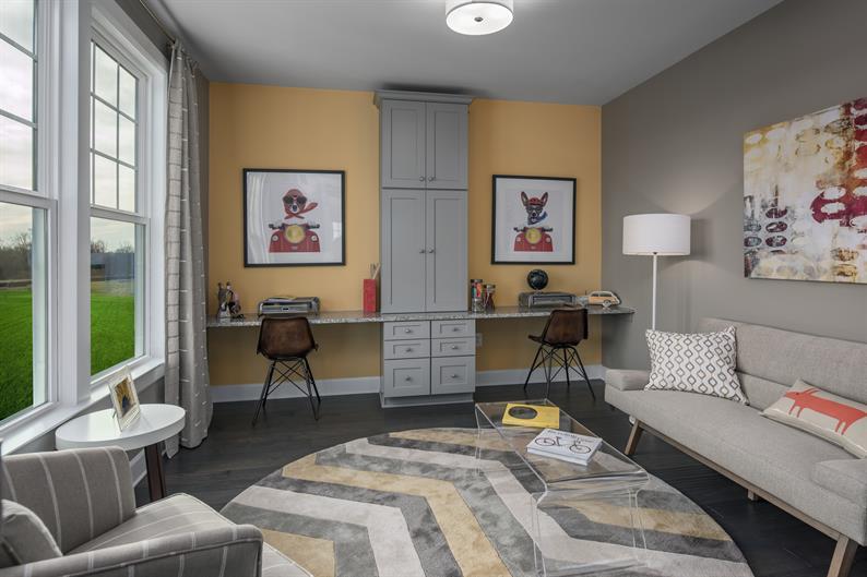 Contemporary Floorplans
