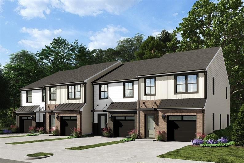 Urban curb appeal that you are excited to drive home to!