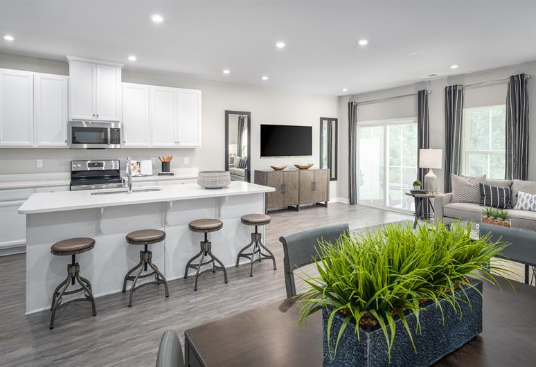 BURGESSES QUARTERS TOWNHOMES – SELLING FAST