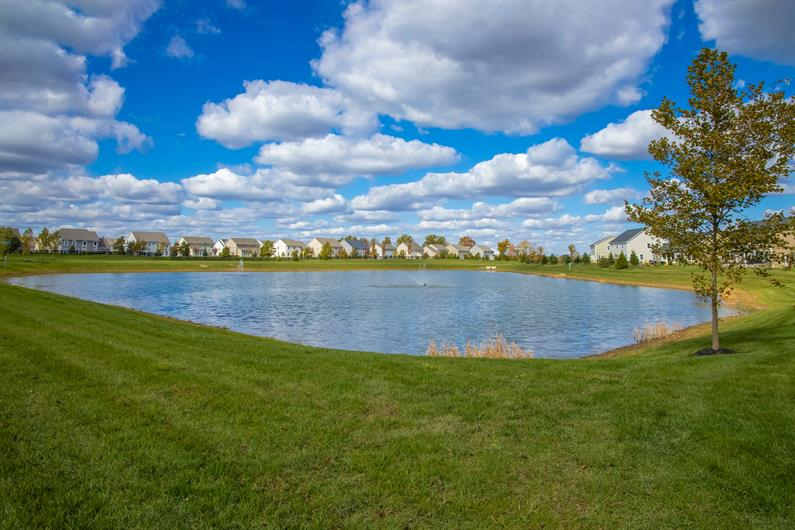Pond View Homesites Available