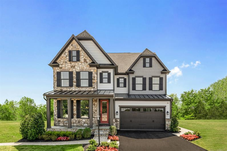 Welcome to Frederick County's Best-Selling Luxury Community