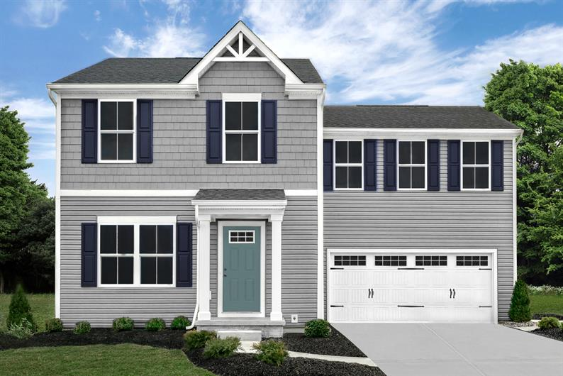 3-5 BEDROOMS, COTTAGE EXTERIORS, AND AN ATTACHED 2-CAR GARAGE