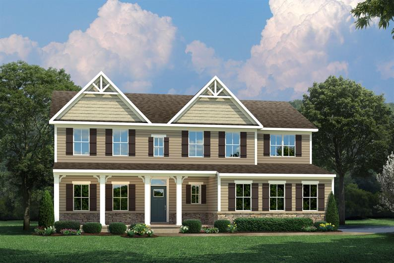 OFFERING A VARIETY OF FLOORPLANS WITH STATELY CURB APPEAL AND MORE INCLUDED FEATURES