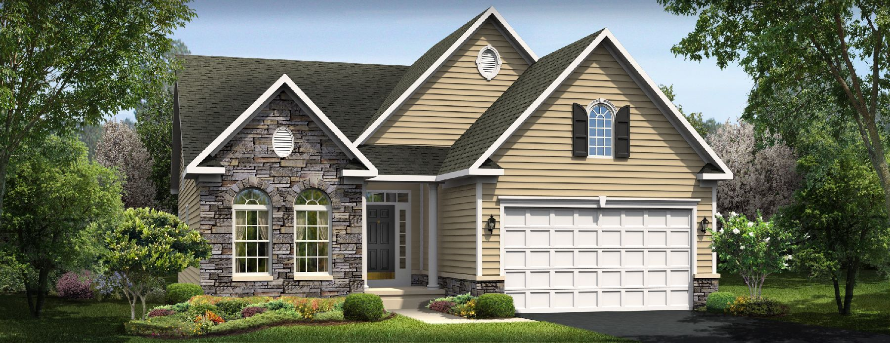 Ryan Homes Floor Plans Ohio: New Construction Single-Family Homes For Sale -Brentwood