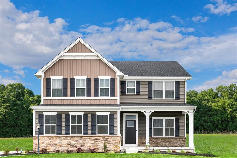 New Homes Coming Soon to the City of Lebanon - From the $290s