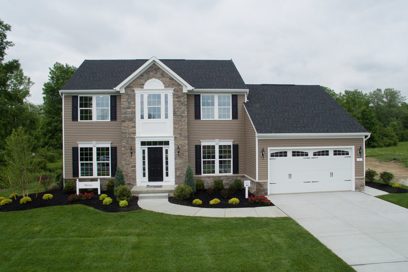 New Savoy Home Model For Sale Nvhomes