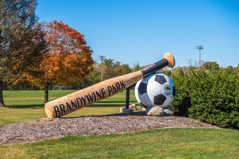 Brandywine Park is Just Minutes Away
