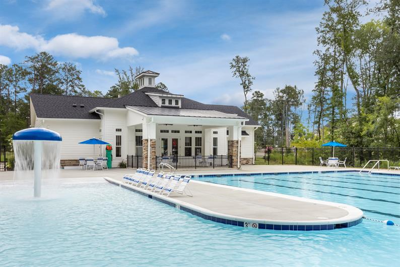 Private Pool, Clubhouse and Playground