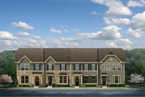 Mendelssohn 2-Story with Basement & Garage Model