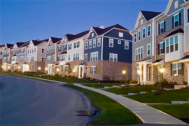Townhomes at Middlesex Crossing