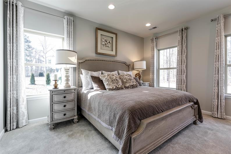 Must have #5 – Luxurious Master Bedroom