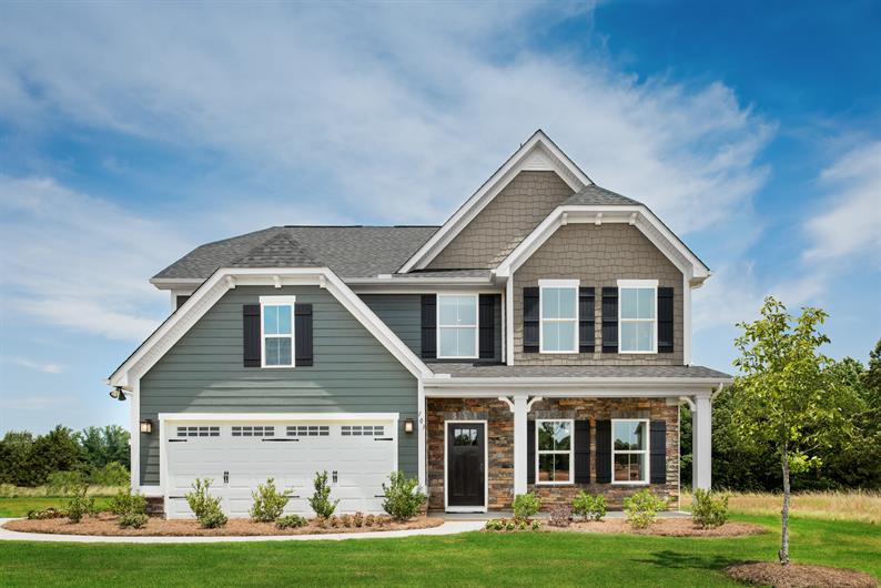 Picturesque Community with Spacious & Tree-Lined Homesites