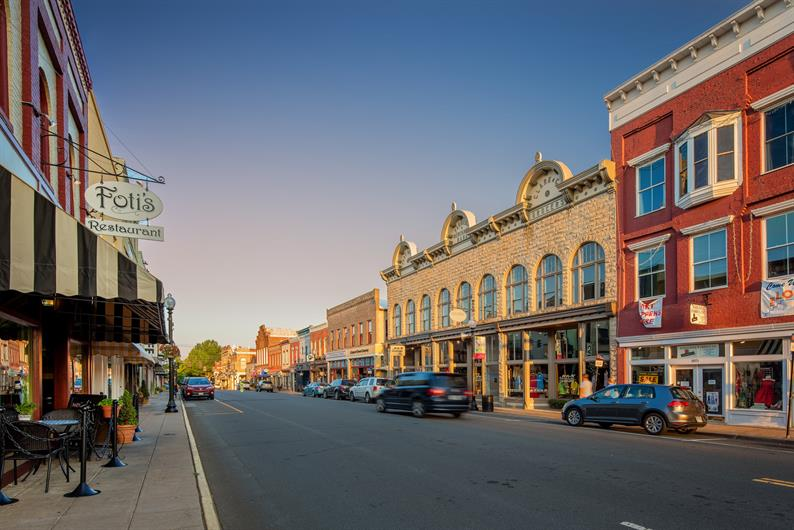JUST 2 MILES TO MAIN STREET CULPEPER - ONE OF VIRGINIA'S BEST SMALL TOWNS!