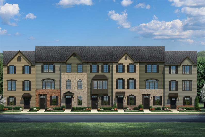 FOSTER'S GLEN - BRAND NEW URBAN TOWNHOMES NOW OPEN IN FAIRFAX COUNTY!