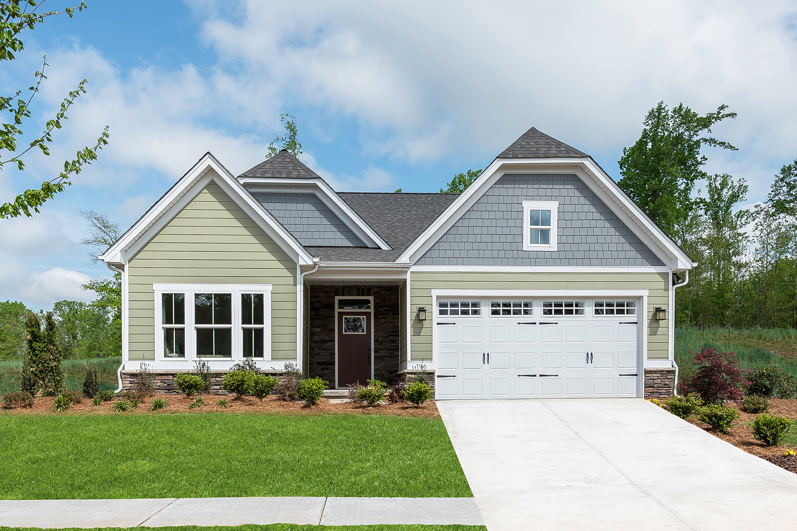 New Homes For Sale At Enclave At Holcomb Woods 55 In Harrisburg