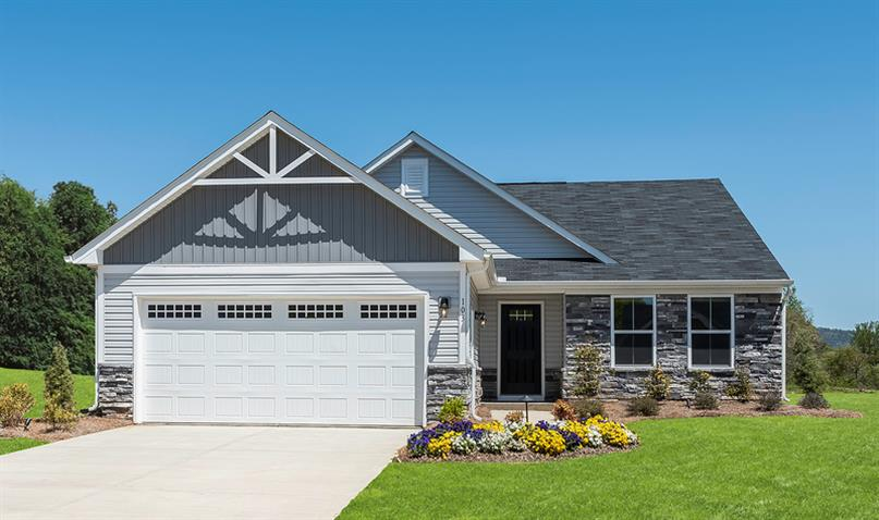 Your forever home is here at Woodland Pointe
