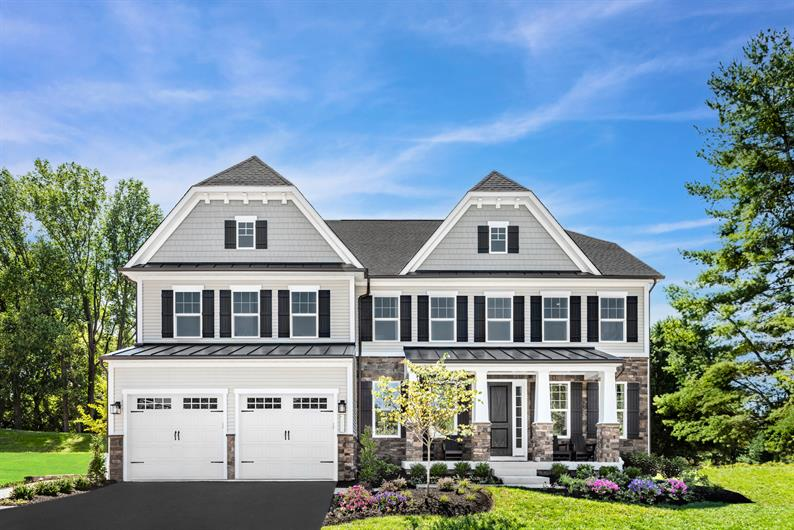 HOWARD COUNTY'S BEST VALUE FOR LUXURIOUS SINGLE FAMILY HOMES