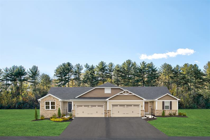 Fresh Air, Good Friends, New Homes: Inspired Living at the Foothills of Massanutten