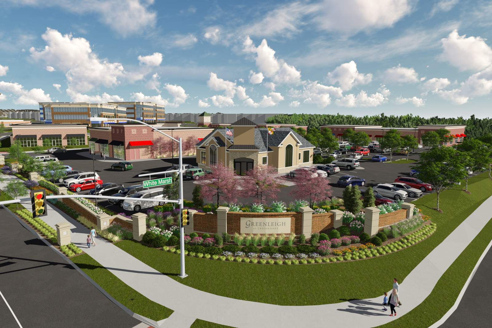 New homes for sale at greenleigh in baltimore md within the the best of walkable urban living with shops restaurants and more plus only solutioingenieria Gallery