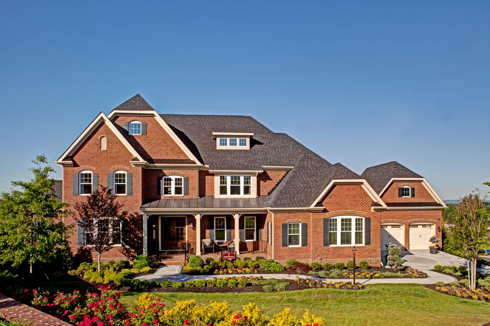 Nv homes model home investment