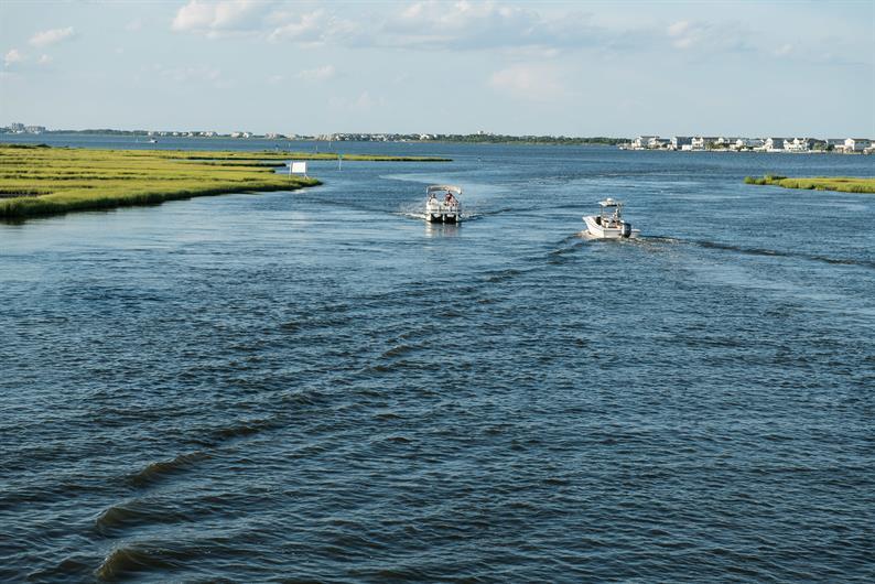 Public Boat Launch Nearby