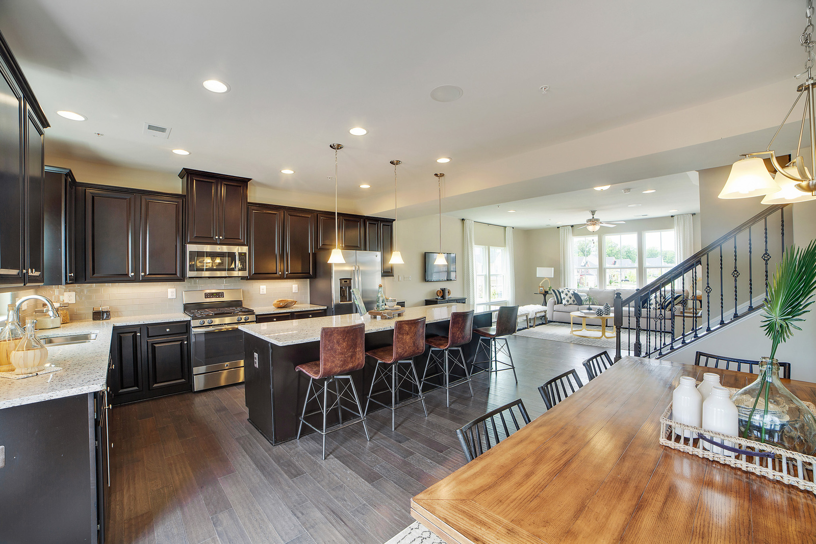 New Wexford Townhome Model for sale at Ballard Green in Owings Mills, MD