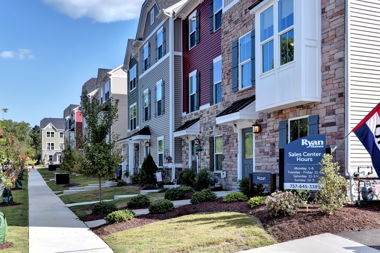 Crofton Village at Charter Colony