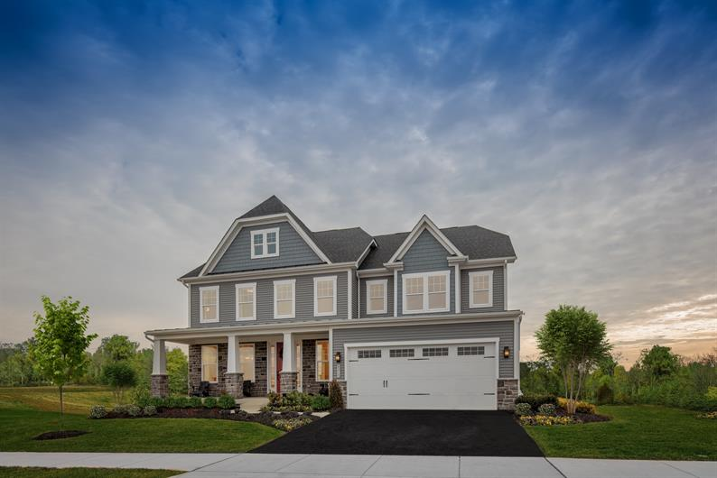 JUST 2 HOMESITES REMAIN AT CHALFONT VIEW - HURRY IN!