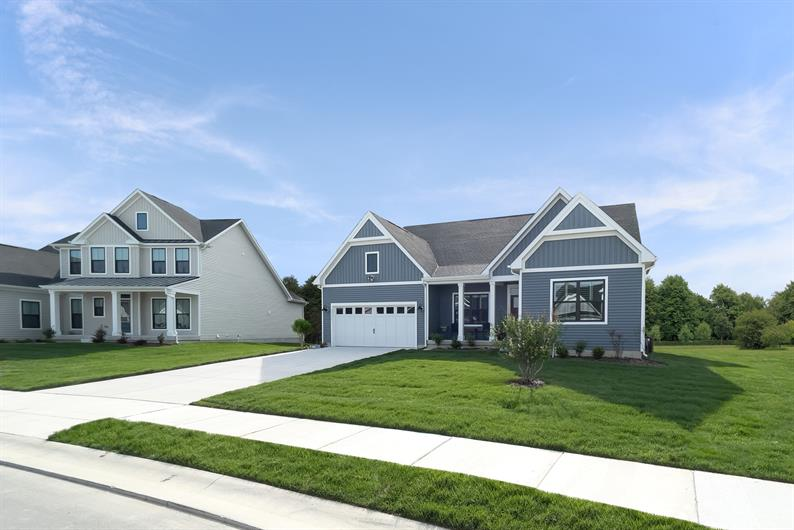 Small community with the ultimate curb appeal